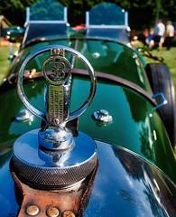 Bugatti badge (Mallybee) Tags: mirrorless m43 green badge bugatti vintage car f28 1235mm mallybee panasonic lumix g9 dcg9