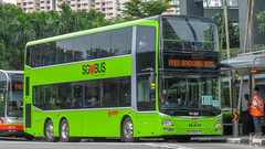 SMRT TaskForce (Howl.itzerr) Tags: sg5850t man a95 taskforce lta singapore buses transport transit bus smrt