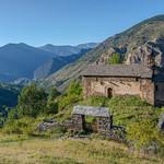 Església romànica de Santa Eulàlia d'Alendo | Farrera | Pallars Sobirà thumbnail