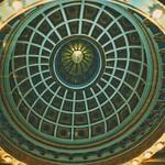 Newark  Ohio - Licking County Courthouse - Interior Dome thumbnail