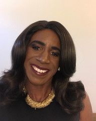 Morning Selfie (darlene362538) Tags: transgender transvestite crossdress africanamerican beautiful sexy lips