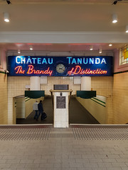 20180826_141904 (Damir Govorcin Photography) Tags: st james railway station elizabeth street entrance sydney clock sign samsung s7 people