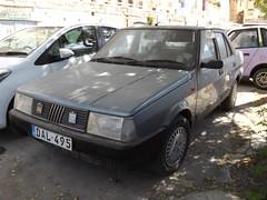 Fiat Regata 100 S (Norbert Bánhidi) Tags: malta valletta ilbelt ilbeltvalletta lavalletta car vehicle fiat malte мальта málta