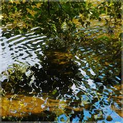 Le vent en poulpe ([JBR]) Tags: abstrait abstract couleur wave jbrphotography pentax summer 2018 55 555 design patterns motifs eau agua water reflet reflect reflejo