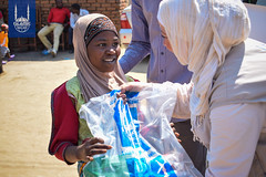 Eid gifts being distributed for Eid al-Adha in Malawi