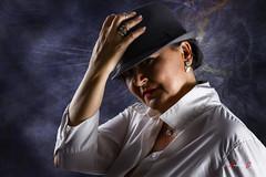 Simplemente Inma (Antonio Camelo) Tags: nikon photo portrait retrato strobist studio flash foto woman estudio