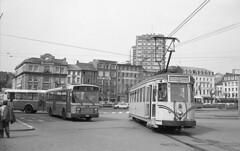 SNCV-NMVB 2060-66 / SNCV-NMVB 9143-63 (Public Transport) Tags: autobus bus buses bussen tram tramway charleroi sncv nmvb