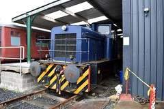 Aln Valley Railway (DarloRich2009) Tags: andrewbarclay 615 shunter coalboard ncb nationalcoalboard britishcoalboard andrewbarclaysonsco andrewbarclaysons kilmarnock hunsletbarclay wabtec wabtecrailscotland b alnvalleyrailway alnvalley alnvalleyrailwaytrust avrt alnwicklionheart alnwicklionheartstation alnwicklionheartrailwaystation alnwickstation alnwickrailwaystation alnwick northumberland northumbria