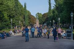 The Esplanade park in Helsinki (frankmh) Tags: park esplanade helsinki finland