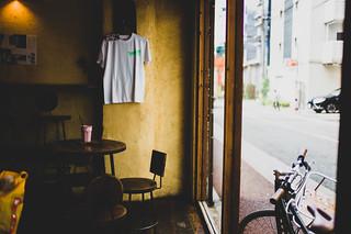 ぴんくマグ/coffee shop