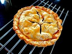 Homemade apple pie  (+2) (peggyhr) Tags: peggyhr dsc03495a applepie bluebirdestates alberta canada