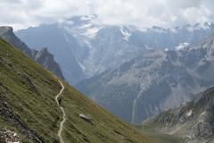 Solo trekking Vallée de la Clarée