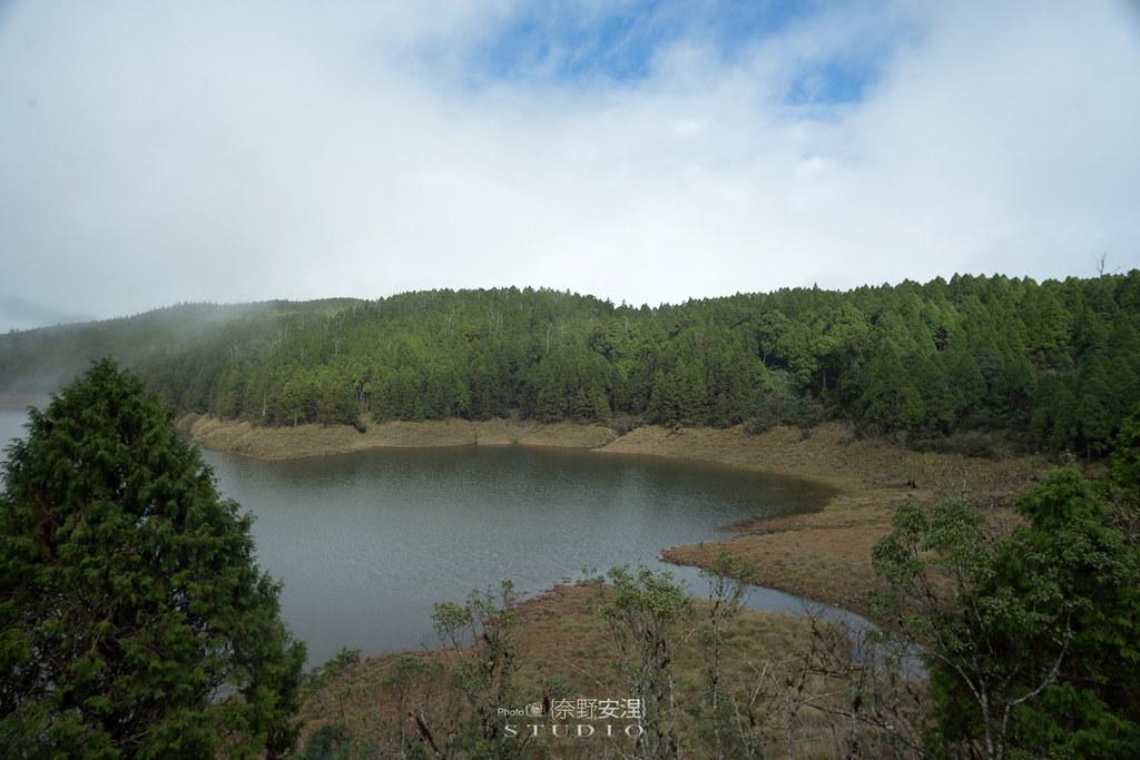 太平山翠峰湖環山步道 |走在泥濘的道路上,只為途中美景 | 宜蘭大同鄉11