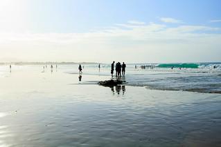 Inifinity sea