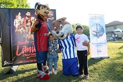 Evento Olarizu con Aker y Babazorro