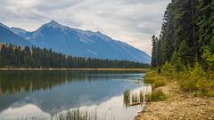 Dog Lake, Kootenay National Park (kensparksphoto) Tags: dog lake kootenay national park reflection mountains rockies canadianrockies