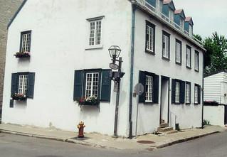 House on the Corner, Vieux Quebec