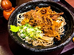 牛時雨そば Gyushigure Soba (DigiPub) Tags: 時雨煮 shinjuku 1034102946 istock beef tokyo japan 276880695 alliumfistulosum asia buckwheat closeup coldtemperature crockery earthenware eating finedining food foodanddrink freshness gingerspice gourmet horizontal japaneseculture japanesefood kabukicho lunch meal noodles photography redlightdistrict restaurant savoryfood shinjukuward soba soysauce sweetfood table takenonmobiledevice tokyojapan tradition tsukudani wasabi wasabisauce washoku 牛時雨そば 新宿 牛肉 しぐれに 日本料理 和食 伝統 歌舞伎町 東京 日本 葱 生姜 味醂 醤油