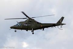 Agusta A-109BA, H45, België (Alfred Koning) Tags: a109ba a109bahirundo belgianairforcedays2018 belgië ebblkleinebrogel h45 locatie vliegtuigen
