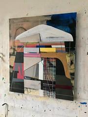 Jim Harris: Lübberstedt. (Jim Harris: Artist.) Tags: art architecture technology technik peinting painting peinture maalaus malerei málverk makabe målning