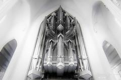 Organ (A.Gutkin) Tags: iceland reykjavik blackwhite bw black white monochrome