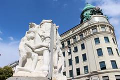 Wien - Mahnmal gegen Krieg und Faschismus