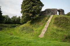 Photo of L2018_3565 - Wiston Castle, Pembrokeshire, Wales