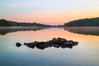 Pastel Sunrise, Argal Lake