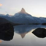 Stellisee lake, Swiss Alps thumbnail