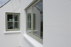Exterior painting Skibbereen, water-repellent paint and windows