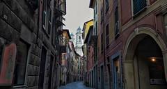 Ovada - Via Cairoli (Giannisv66) Tags: street way urban urbanphotography city monferrato
