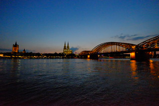 FXT15122 - Colonia y el Rin - Cologne and Rhine