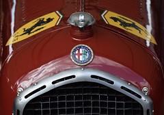 Italian Alliance (MJ Harbey) Tags: car badge ferrari alfa romeo goodwood revival goodwoodrevival goodwoodrevival2018 westsussex paddock nikon d3300 nikond3300