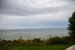 Off Mariners Trail (Lester Public Library) Tags: tworiverswisconsin tworivers wisconsin lakemichigan greatlakes water sky clouds cloudy lesterpubliclibrarytworiverswisconsin readdiscoverconnectenrich