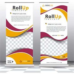 free vector Roll Up Design Brochure flyer template (cgvector) Tags: a4 abstract ads advertisement annual back background banner book booklet brochure business card colors commercial corporate cover decoration design document double education flip flyer front graphic handout headline illustration info information layout magazine marketing mockup page paper poster presentation promotion publication report rollup school side style team technology template vector website