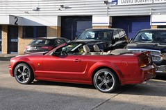 24 Reasons You Should Fall In Love With Ford Mustang Gt Convertible V24 | ford mustang gt convertible v24 (begeloe) Tags: ford mustang 2005 gt v8 convertible 2006 2008 2014 50 premium 2007 2015 2017