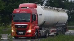 PL - Sulechow MAN TGS LX (BonsaiTruck) Tags: ffb feldbinder sulechow man tgs lkw lastwagen lastzug silozug truck trucks lorry lorries camion caminhoes silo bulk citerne powdertank