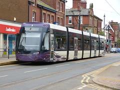 Blackpool Tram 002 180602 Fleetwood (maljoe) Tags: blackpooltransport fleetwood blackpooltrams