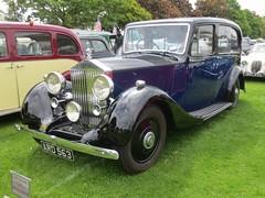 411 Rolls Royce 25:30 (1938) (robertknight16) Tags: rollsroyce british 1930s 2530 vincents enfield ard563