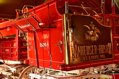 Anheuser-Busch - historic carriages (MarkusR.) Tags: mrieder markusrieder nikon d7200 nikond7200 vacation urlaub fotoreise phototrip usa 2017 usa2017 colorado fortcollins brewery brauerei budweiser anheuserbusch brewerytour brauereitour beer bier kutsche carriage kutschen carriages