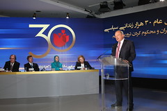 Mayor of Magny-en-Vexin Jean-Pierre Muller addresses the Iranian Communities' global conference marking the 30th anniversary of the massacre of 30,000 political prisoners (maryamrajavi) Tags: maryamrajavi 1988massacre conference britain thenetherlands sweden norway denmark finland switzerland italy austria iran iranianresistance people'smojahedinorganization pmoi massoud مریم رجوی قتل‌عام زندانی سیاسی فرانسه مسعود اعدام ۶۷ خاوران مردم ایران رژیم