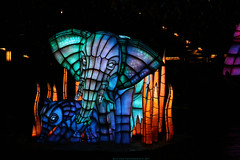 """Rivers of Light"" (Rick & Bart) Tags: florida2017 waltdisneyworldresort animalkingdom disney orlando florida rickvink rickbart canon eos70d disneyworld riversoflight show spectacle"