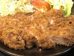 IMG_3248.JPG (kabamaru.k) Tags: edited tokyo meal meat washoku cutlet