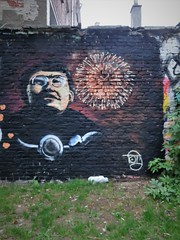/ Denderlaan - 3 sep 2018 (Ferdinand 'Ferre' Feys) Tags: gent ghent gand belgium belgique belgië streetart artdelarue graffitiart graffiti graff urbanart urbanarte arteurbano ferdinandfeys