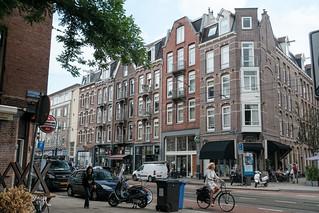 De Pijp, Amsterdam, the Netherlands, Europe