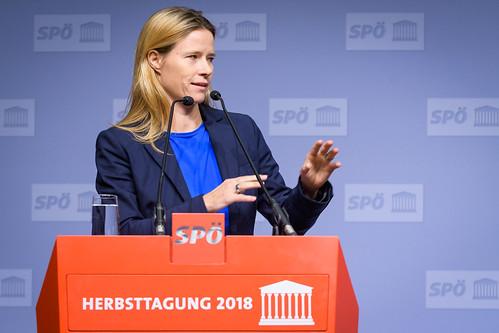 Herbsttagung  2018 des SPÖ Parlamentsklub