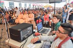 29072018-DSC_4652 (scsmathmx18a) Tags: festival harinam morelia sonido ashram janardan tyagi mic scsmath chair