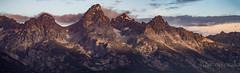 Morning light on the Tetons (BarneyK) Tags: tetons grandtetonnationalpark wyoming morninglight mountains grandteton