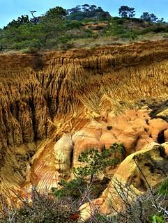 California coast geology