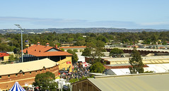 The view of the Adelaide Hills (|Sarah|) Tags: adelaide adelaidehills australia canon1200d citylife landscape photography skyline southaustralia tourism travelphotography vibrancy vibrant